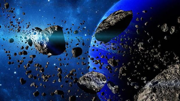 Los astrónomos desconocen la trayectoria de 900 asteroides cercanos a la Tierra