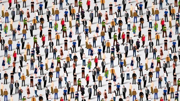 El número de personas con las que nos relacionamos de forma habitual es de unas 150