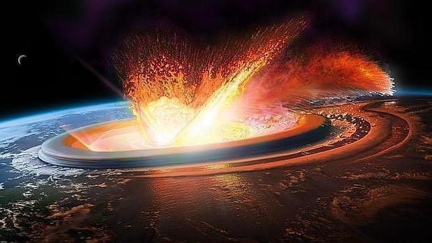 El tsunami provocado por el meteorito llegó a todas las cuencas oceánicas del planeta