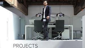 CarlosTaché, director de Projects, en Barcelona
