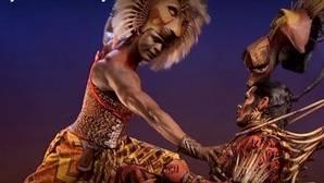 El musical del Rey León cómo nunca lo habías visto: en un vídeo desde 360º