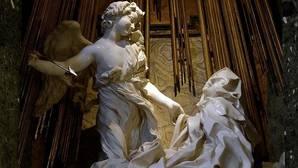 «El éxtasis de Santa Teresa», de Bernini, deslumbra en Roma tras su restauración