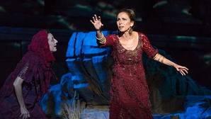 Ana Belén: «Interpretar a un personaje como Medea produce vértigo y angustia»