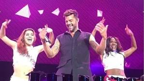 Las grandes estrellas latinas encienden la noche de Miami