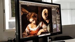 Palermo restituye un Caravaggio robado con una réplica digital