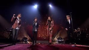 One Direction se despide de sus fans en el programa «X Factor»