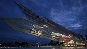 Calatrava regresa al futuro en Río de Janeiro