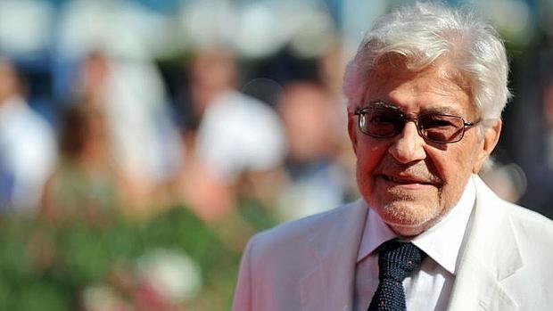 Ettore Scola, en una foto de septiembre de 2013