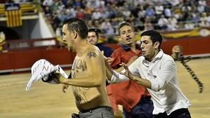 La Fundación del Toro denuncia al antitaurino que saltó al ruedo en Palma e intentó agredir a Morante