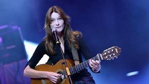 Carla Bruni graba un nuevo disco de versiones