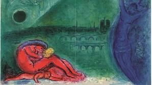 Chagall, tan divino como humano