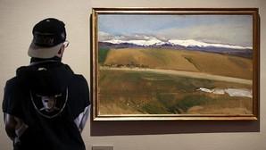 «Sorolla, tierra adentro» muestra la faceta más desconocida del pintor valenciano
