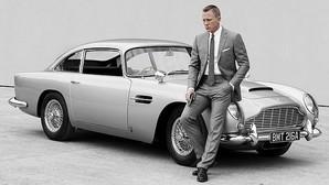 A subasta 24 objetos de James Bond