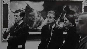 Roban cinco obras de Francis Bacon en la casa de su amante español en Madrid