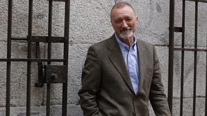 Arturo Pérez-Reverte: «Yo entré en la Academia por Alatriste»