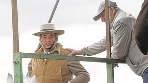 Así fue la visita de Don Juan Carlos a la ganadería de Miura