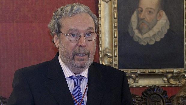 El escritor José Antonio Gómez Marín