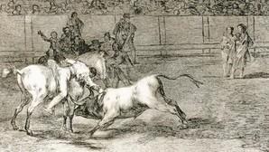 ¿Goya antitaurino? Una manipulación más