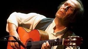 La última guitarra de Paco de Lucía sale de gira