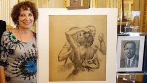 Francia devuelve a su legítima dueña un dibujo de Degas expoliado por los nazis