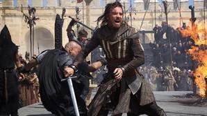 Michael Fassbender en la película «Assassin's Creed»