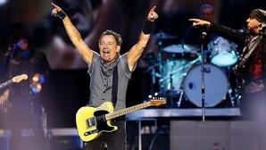 Bruce Springsteen, una emoción que llena estadios