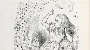 A subasta la «legendaria» primera edición de «Alicia en el país de las maravillas»
