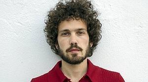 Christian Lagata: «El arte es mi manera de aplacarme, mi calmante»