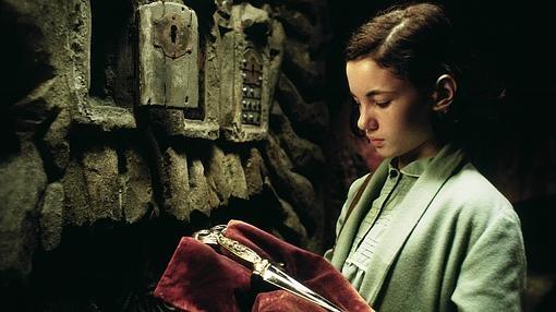 Una escena de la película «El laberinto del fauno»