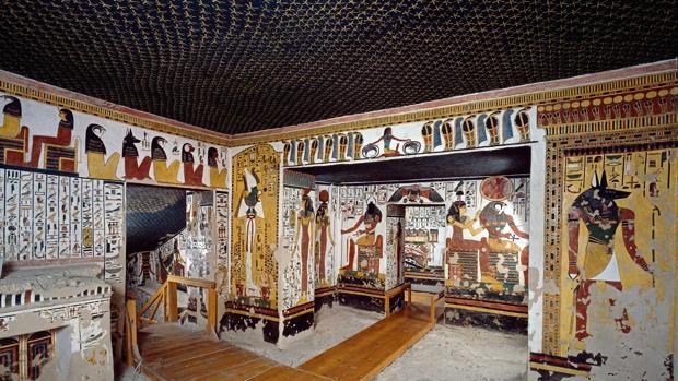 Templos de Ramses II y Nefertari en Abu Simbel