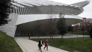 Calatrava deberá pagar 3 millones de euros por «negligencia» en la construcción del Palacio de Congresos de Oviedo