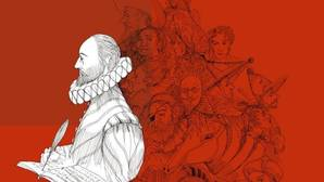 Todo sobre Miguel de Cervantes a golpe de clic