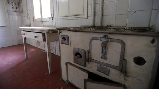 Así está hoy la cocina de la casa