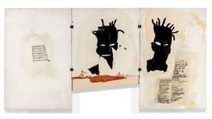 Johnny Depp saca a subasta ocho obras de Basquiat de su colección