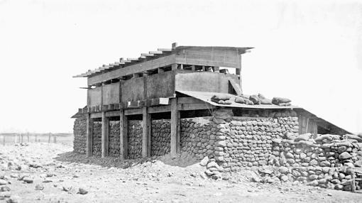 «Blocao» cerca de Cabo Moreno