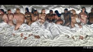 Califican el nuevo vídeo de Kanye West como emblema de la «cultura de la violación»