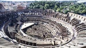 El Coliseo vuelve a rugir en Roma