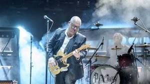 Los Pixies proponen un viaje nostálgico en el Bilbao BBK Live