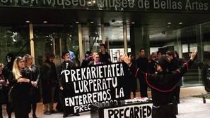 El Museo de Bellas Artes de Bilbao, «en cuarentena»