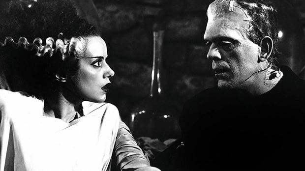 Frankenstein y su novia