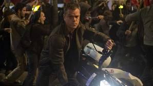 Matt Damon: «Si gana Trump, al mundo no lo salva ni Jason Bourne»