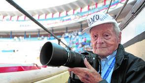 Adiós a Canito, el fotógrafo amigo de las estrellas de Hollywood