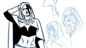 Chalice, la primera superheroína transgénero del cómic