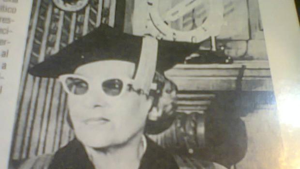 La escritora Victoria Ocampo