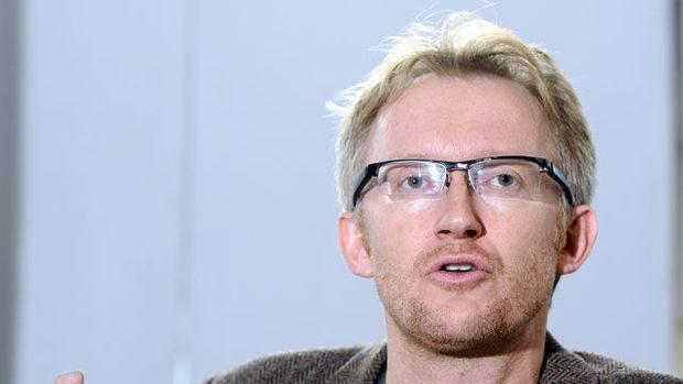 David Van Reybrouck, autor de «Against Elections»