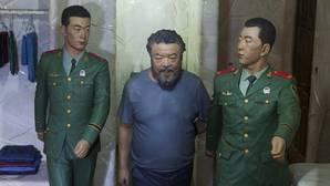 Ai WeiWei se cita con Cervantes en la catedral de Cuenca