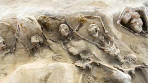 El misterio de los 80 esqueletos maniatados del siglo VII a.C.