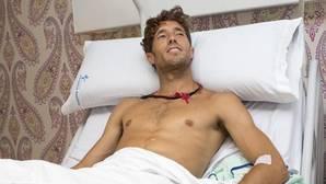 Manuel Escribano será operado hoy de nuevo para acelerar su recuperación