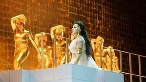 «Dánae»: Amores mitológicos entre el oro y el oropel
