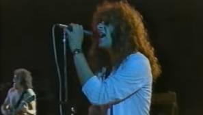 Asfalto, la banda de rock que dedicó una canción a «El Capitán Trueno»